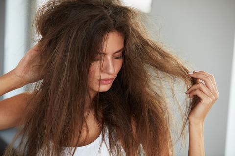 ¿Tu pelo es muy poroso?